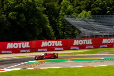 #1 RICHARD MILLE RACING TEAM / FRA / Oreca 07 - Gibson - 6 hours of Monza - Autodromo Nazionale Monza - Monza - Italy -