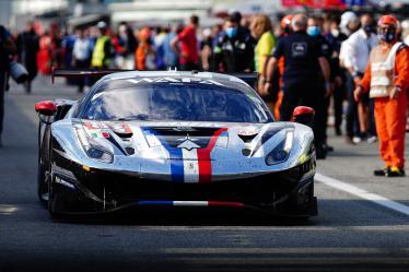 #83 AF CORSE / ITA / Ferrari 488 GTE EVO -  6 hours of Monza - Autodromo Nazionale Monza - Monza - Italy -