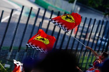 Ferrari flag - 6 hours of Monza - Autodromo Nazionale Monza - Monza - Italy -  6 hours of Monza - Autodromo Nazionale Monza - Monza - Italy -