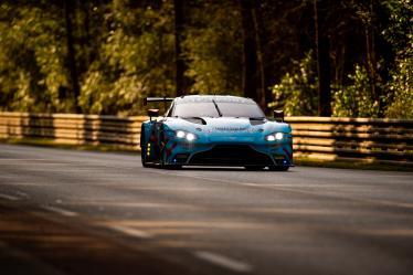 #33 TF SPORT / GBR / Aston Martin Vantage AMR - Le Mans Test Day - Circuit de la Sarthe - Le Mans - France -