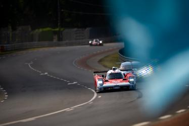 #708 GLICKENHAUS RACING / USA / Glickenhaus 007 LMH - Le Mans Test Day - Circuit de la Sarthe - Le Mans - France -