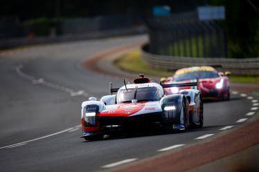 #8 TOYOTA GAZOO RACING / JPN / Toyota GR010 - Hybrid - Hybrid - Le Mans Test Day - Circuit de la Sarthe - Le Mans - France -