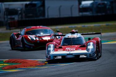 #709 GLICKENHAUS RACING / USA / Glickenhaus 007 LMH - Le Mans Test Day - Circuit de la Sarthe - Le Mans - France -