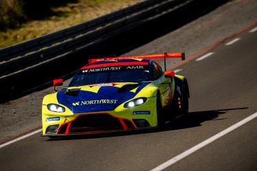 #98 ASTON MARTIN RACING / GBR / Aston Martin Vantage AMR - Le Mans Test Day - Circuit de la Sarthe - Le Mans - France -