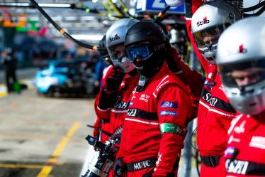 Mechanic - #20 HIGH CLASS RACING / DNK / Oreca 07 - Gibson - Le Mans Test Day - Circuit de la Sarthe - Le Mans - France -