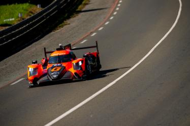 #25 G-DRIVE RACING / RAF / Aurus 01 - Gibson - Le Mans Test Day - Circuit de la Sarthe - Le Mans - France -