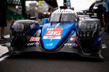 #36 ALPINE ELF MATMUT / FRA / Alpine A480 - Gibson - 24h of Le Mans - Circuit de la Sarthe - Le Mans - France -