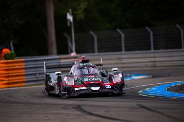 #38 JOTA / GRB / Oreca 07 - Gibson -  24h of Le Mans - Circuit de la Sarthe - Le Mans - France -