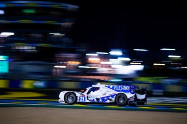 #21 DRAGONSPEED USA / USA / Oreca 07 - Gibson - 24h of Le Mans - Circuit de la Sarthe - Le Mans - France -