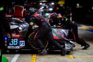 #38 JOTA / GRB / Oreca 07 - Gibson -  24h of Le Mans 2021 - Circuit de la Sarthe - Le Mans - France -