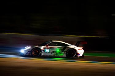 #79 WEATHERTECH RACING / USA / Porsche 911 RSR 19 - 24h of Le Mans - Circuit de la Sarthe - Le Mans - France -