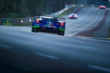 #47 CETILAR RACING / ITA / Ferrari 488 GTE EVO - 24h of Le Mans - Circuit de la Sarthe - Le Mans - France -