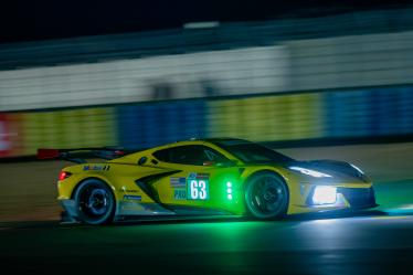 #63 CORVETTE RACING / USA / Chevrolet Corvette C8.R - 24h of Le Mans - Circuit de la Sarthe - Le Mans - France -