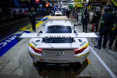 #91 PORSCHE GT TEAM / DEU / Porsche 911 RSR 19 -  24h of Le Mans - Circuit de la Sarthe - Le Mans - France -