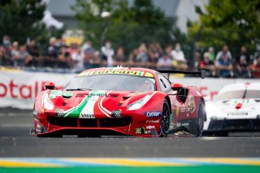 #51 AF CORSE / ITA / Ferrari 488 GTE EVO - 24h of Le Mans - Circuit de la Sarthe - Le Mans - France -