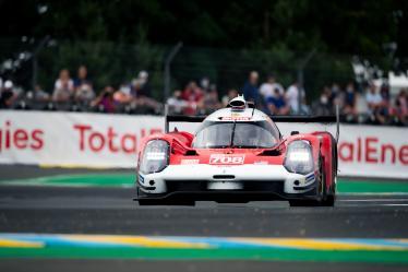 #708 GLICKENHAUS RACING / USA / Glickenhaus 007 LMH - 24h of Le Mans - Circuit de la Sarthe - Le Mans - France -