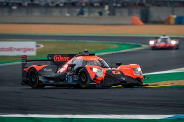 #26 G-DRIVE RACING / RAF / Aurus 01 - Gibson - 24h of Le Mans - Circuit de la Sarthe - Le Mans - France -