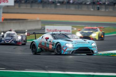 #33 TF SPORT / GBR / Aston Martin Vantage AMR - 24h of Le Mans - Circuit de la Sarthe - Le Mans - France -