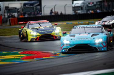 #98 ASTON MARTIN RACING / GBR / Aston Martin Vantage AMR - 24h of Le Mans - Circuit de la Sarthe - Le Mans - France -