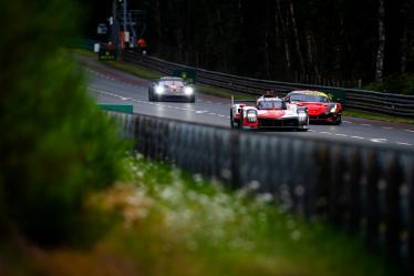 #7 TOYOTA GAZOO RACING / JPN / Toyota GR010 - Hybrid - Hybrid - 24h of Le Mans - Circuit de la Sarthe - Le Mans - France -