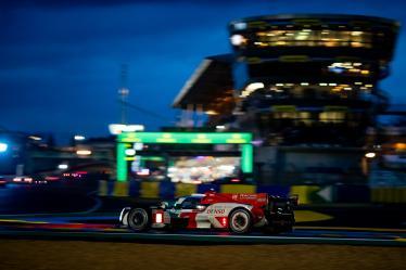 #8 TOYOTA GAZOO RACING / JPN / Toyota GR010 - Hybrid - Hybrid - 24h of Le Mans - Circuit de la Sarthe - Le Mans - France -