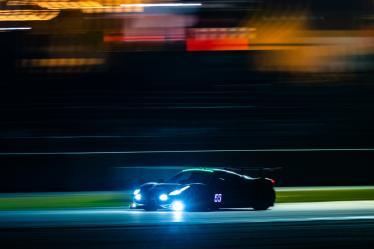 #55 SPIRIT OF RACE / CHE / Ferrari 488 GTE EVO - 24h of Le Mans - Circuit de la Sarthe - Le Mans - France -