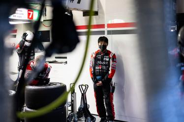 Mechanic -#7 TOYOTA GAZOO RACING / JPN / Toyota GR010 - Hybrid - Hybrid - 24h of Le Mans - Circuit de la Sarthe - Le Mans - France -