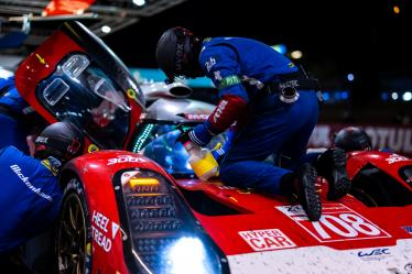 #708 GLICKENHAUS RACING / USA / Glickenhaus 007 LMH -Mechanic - 24h of Le Mans - Circuit de la Sarthe - Le Mans - France -