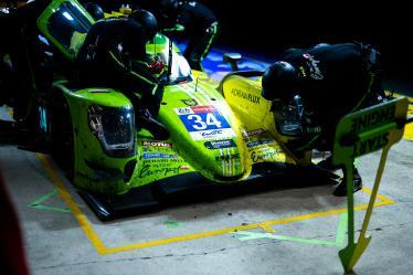 #34 INTER EUROPOL COMPETITION / POL / Oreca 07 - Gibson - 24h of Le Mans - Circuit de la Sarthe - Le Mans - France -