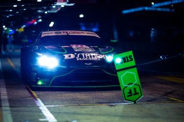 #777 D'STATION RACING / JPN / Aston Martin V8 Vantage - 24h of Le Mans - Circuit de la Sarthe - Le Mans - France -
