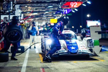 Mechanic- 24h of Le Mans - Circuit de la Sarthe - Le Mans - France - #22 UNITED AUTOSPORTS / USA / Oreca 07 - Gibson -