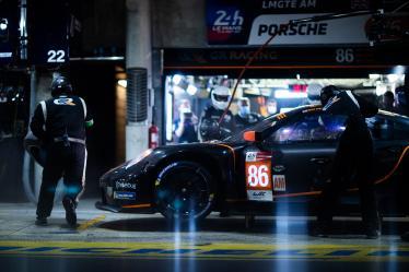 #86 GR RACING / GBR / Porsche 911 RSR 19 - 24h of Le Mans - Circuit de la Sarthe - Le Mans - France -