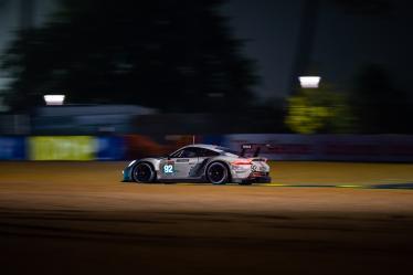 #92 PORSCHE GT TEAM / DEU / Porsche 911 RSR 19 -  24h of Le Mans - Circuit de la Sarthe - Le Mans - France -