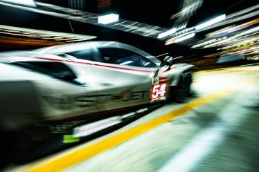 #54 AF CORSE / ITA / Ferrari 488 GTE EVO -  24h of Le Mans 2021 - Circuit de la Sarthe - Le Mans - France -