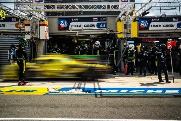 #44 ARC BRATISLAVA / SVK / Oreca 07 - Gibson - 24h of Le Mans 2021 - Circuit de la Sarthe - Le Mans - France -