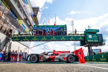 Podium -  24h of Le Mans - Circuit de la Sarthe - Le Mans - France -