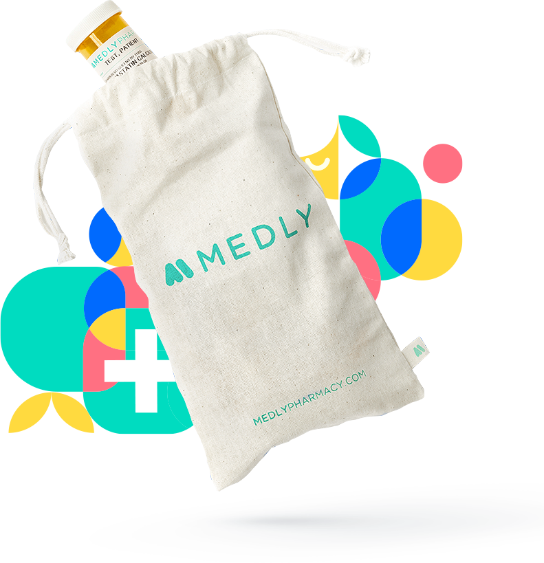 ModernMD has partnered with Medly Pharmacy