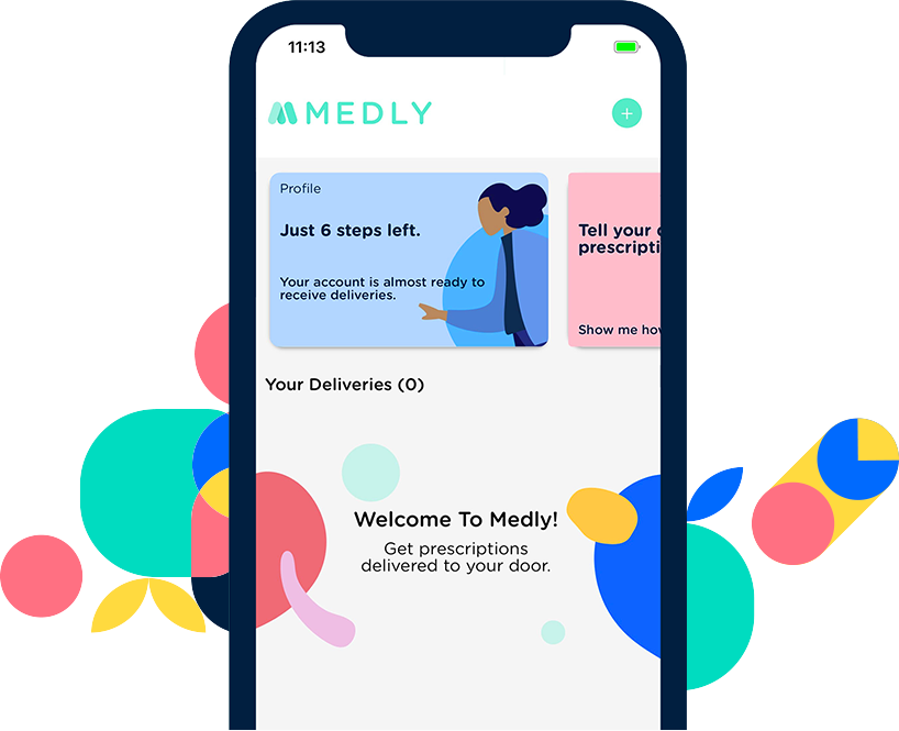 Medly's benefits include...