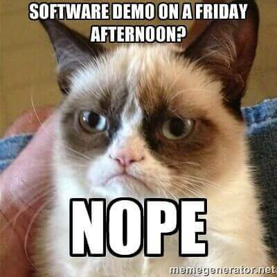 O que é Software Demo Demonstração de Software