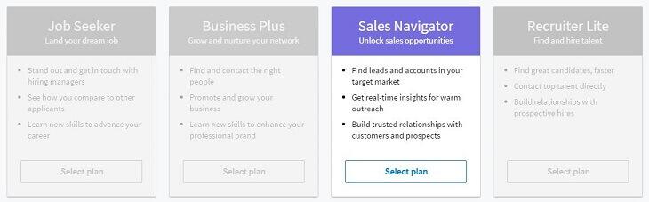Como funciona o Linkedin Sales Navigator