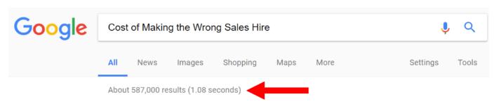 como contratar vendedores