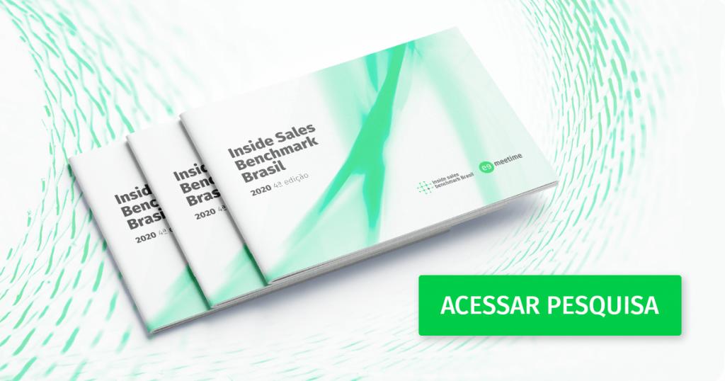 Inside Sales Benchmark Brasil