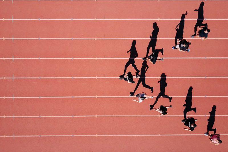 Foto de Steven Lelham - Atletas