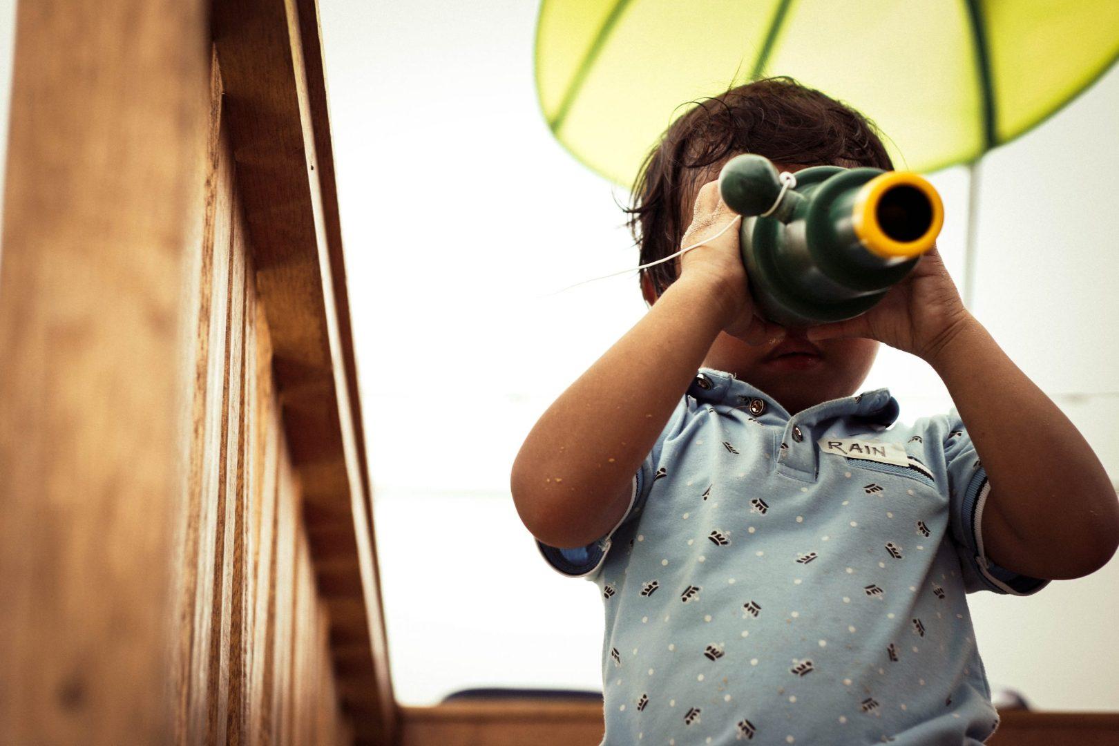 Curiosidade infantil