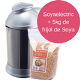 Soyaelectric + 5kg de frijol de soya
