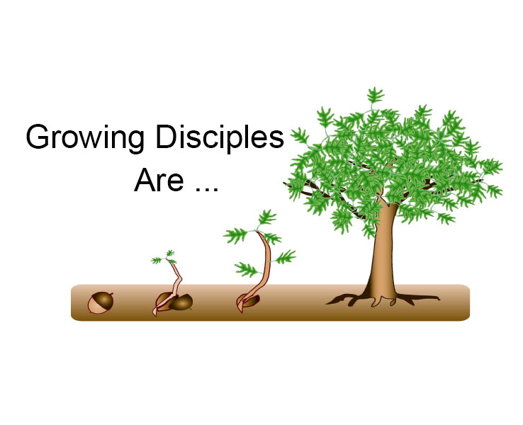 Growing Disciples Are … Part 3