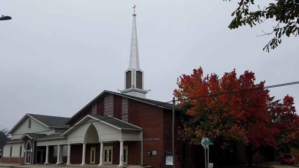 First Baptist Church Sallisaw