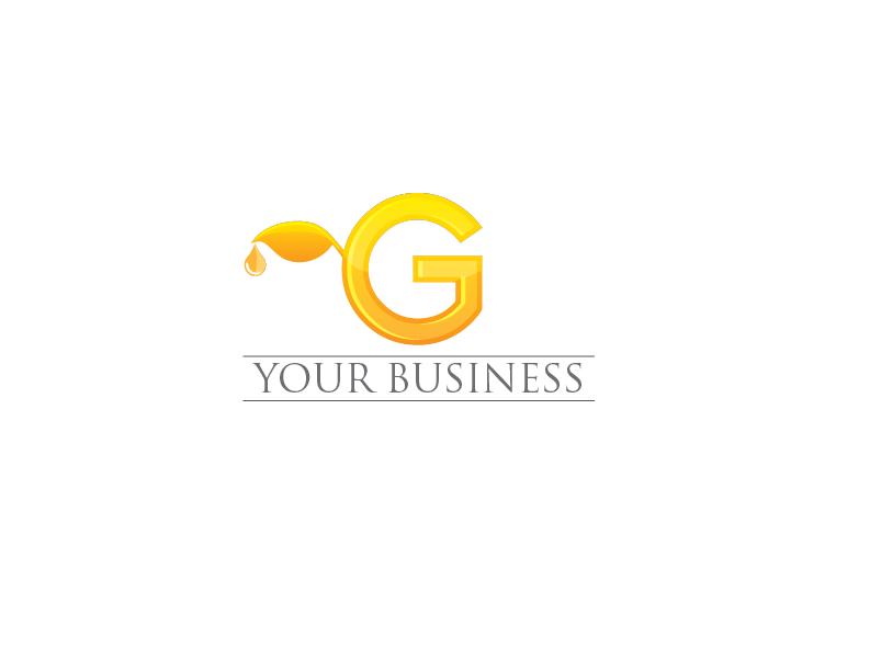 Golden Leaf Logo