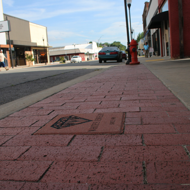 Sallisaw Main Street