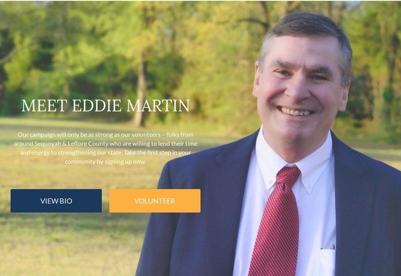 Eddie Martin for Senate